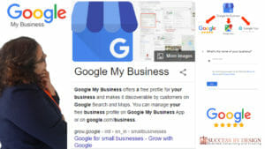 Set up a free Google my business account