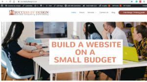 How to set up your website and go digital on a small budget