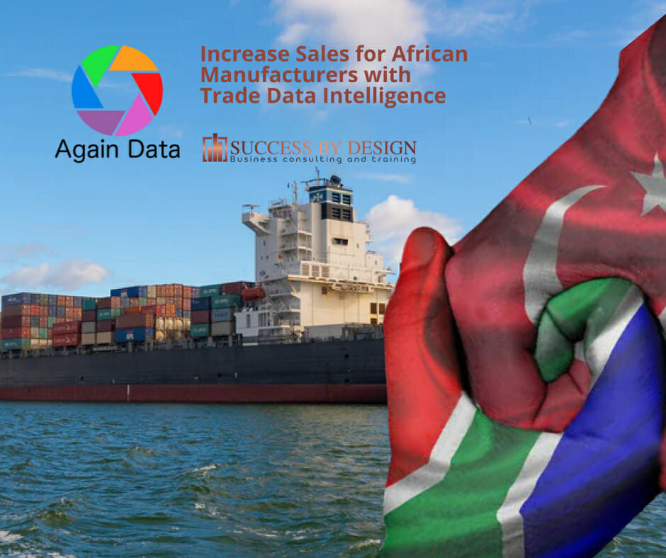 Increase Sales for African Manufacturers with Trade Data Intelligence